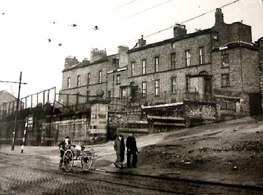 Victoria Settlement, Netherfield Road, Everton.