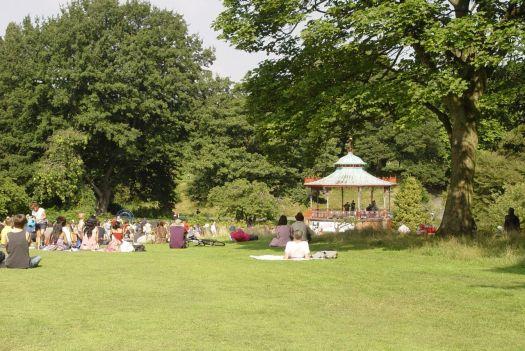 Sefton Park, Liverpool