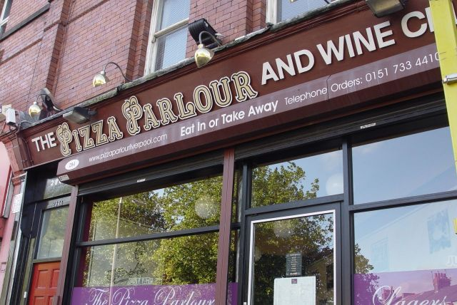 Pizza Parlour, Smithdown Road