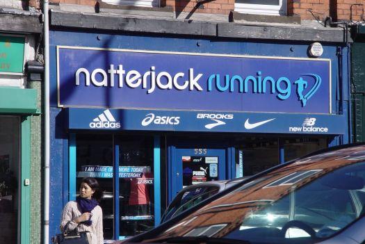 Natterjack, Smithdown Road