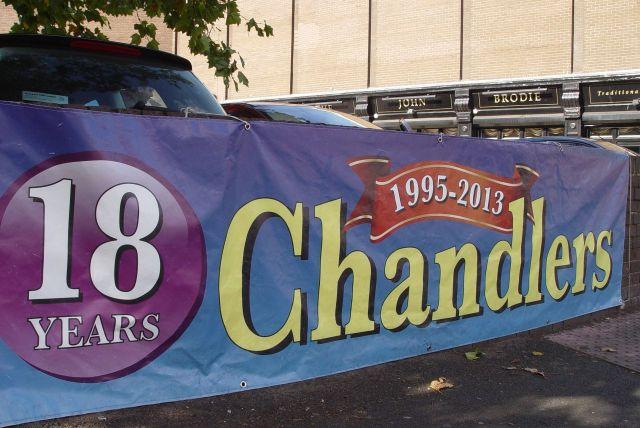 Chandlers, Allerton Road