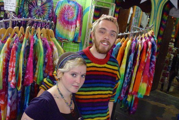 Jen and Martin