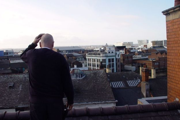 'H' looks over to Bold Street.