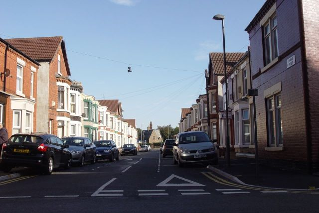Diana Street, Walton.