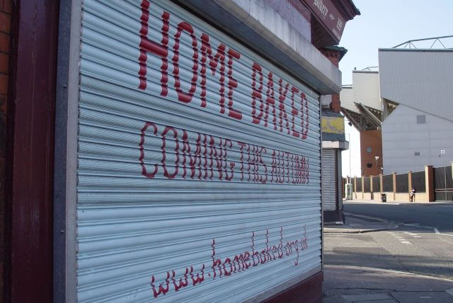 The community bakery will be opening for business any week now.