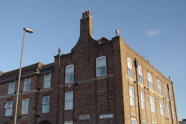 Richmond Street Dwellings.
