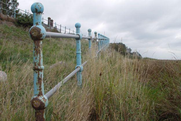 Late Georgian, early Victorian railings.
