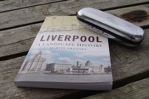 I'm reading this in Martin Greaney's book 'Liverpool, a landscape history.
