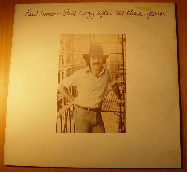 Paul Simon, 'Still crazy after all these years'