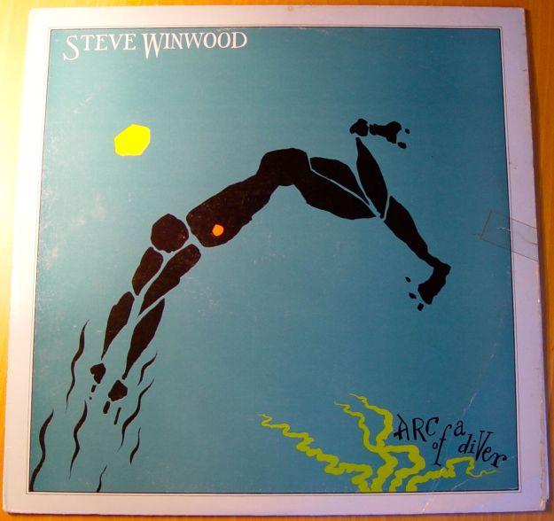 Steve Winwood, 'Arc of a diver'