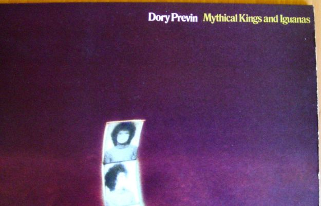 Dory Previn, 'Mythical kings and iguanas'