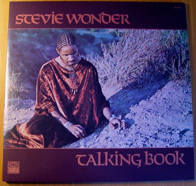 Stevie Wonder, 'Talking book'
