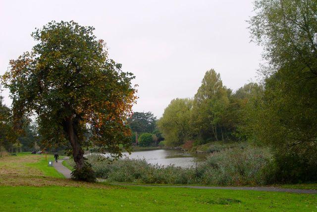 And through to Princes Park.