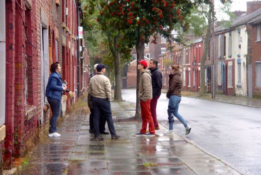 So there'll be more talking Welsh Streets on here.