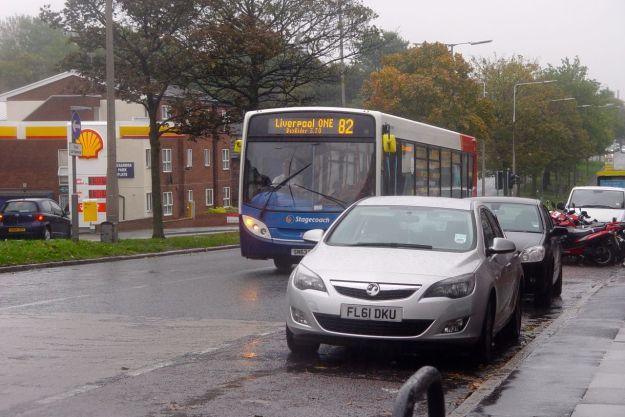 And Aigburth Road.