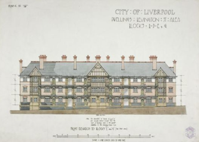 Eldon Grove's gorgeous 1912 plans. Perhaps these could be used again, early 2014?