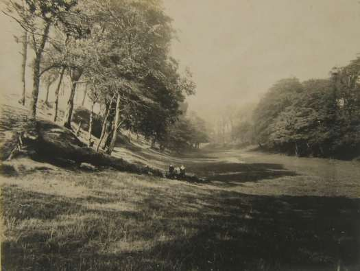 Here's how it looked here late into the 19th Century.