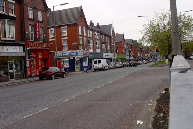 Aigburth Road.