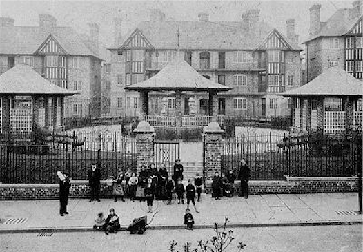 Eldon Grove, Liverpool 3, in 1913.