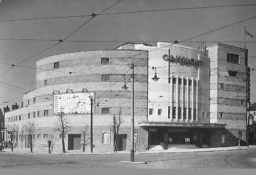 It was called The Gaumont and could seat 1,500 people in cinema's golden days.