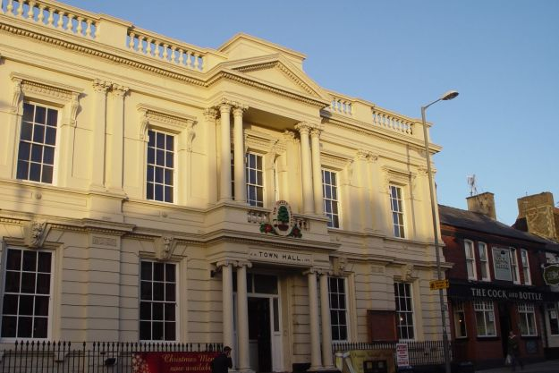 Wavertree Town Hall.