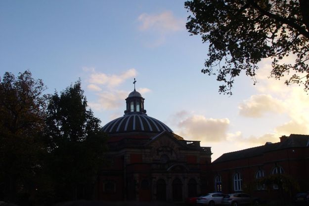 The Chapel at the Bluecoat School.