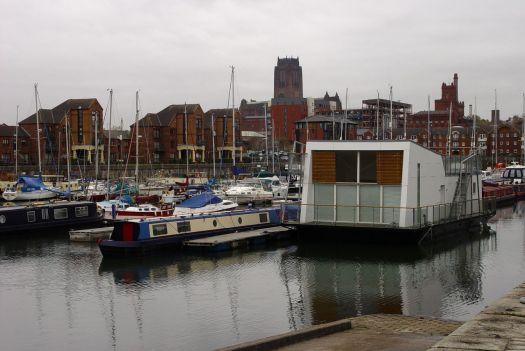 The Coburg Dock.
