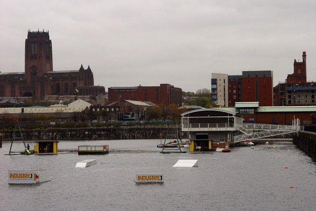 Queen's Branch Dock (No. 1).