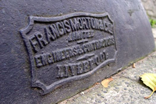 It says 'Francis Morton & Co. Ltd. Engineers & Contractors.'