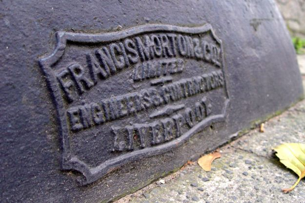 It says 'Francis Morton & Co. Ltd. Engineers & Contractors.'