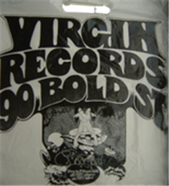 Including one of the first Virgin record shops at No. 90.
