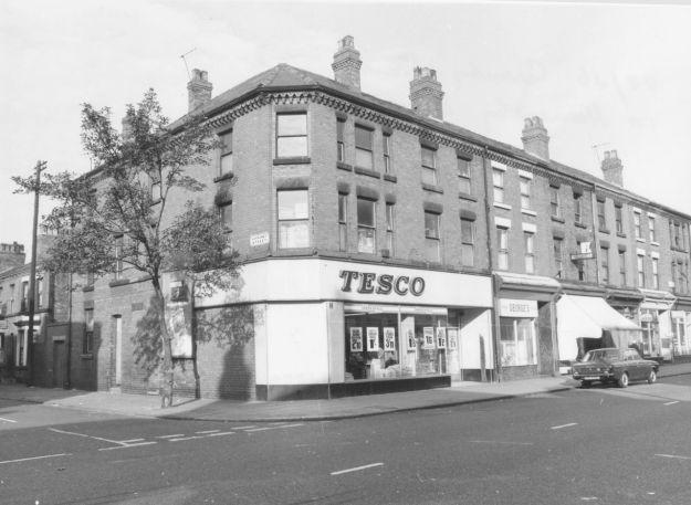 Granby Street in 1968.