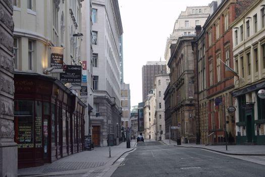 Fenwick Street.