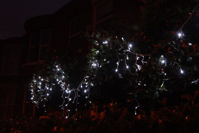 Of sparkly lights.