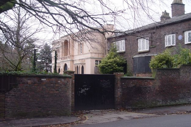 As always, I say hello to Eleanor Rathbone as I pass her old house.