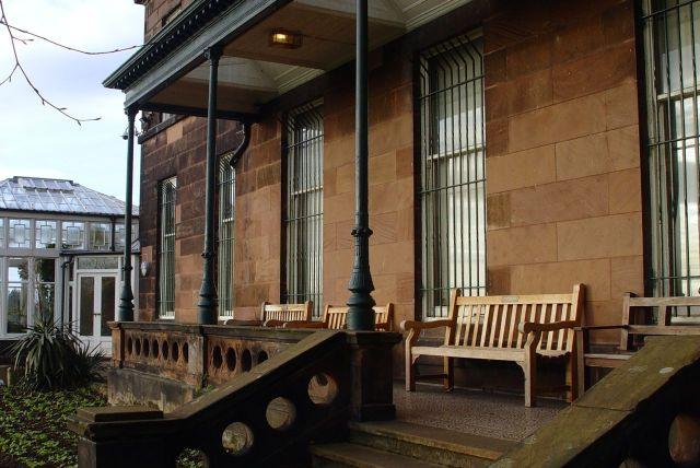For a sit on the verandah, like I always do.