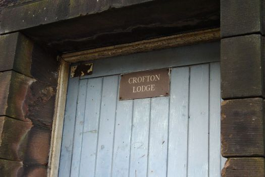 'Crofton' - the Lodge first.