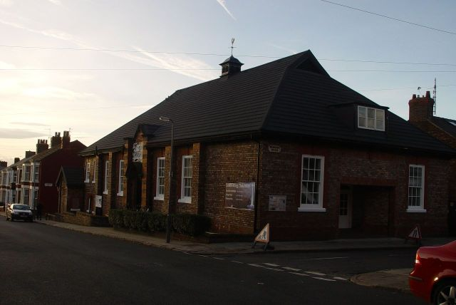 Including this splendid Church Hall.