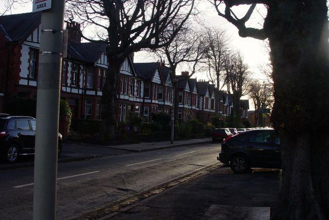 More timeless, settled suburbia?