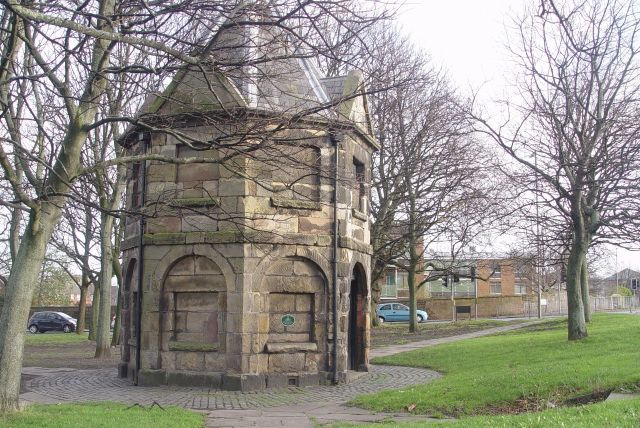 The Wavertree Lockup.