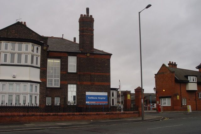 And one of Liverpool's old cottage hospitals, still in use.