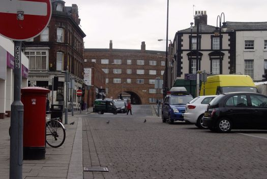 The Road Home: St Andrew's Gardens, The Bullring.