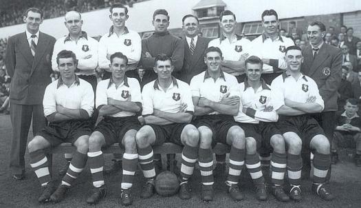 Liverpool FC, 1954.