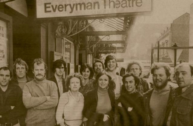 Which I did every time this wonderful company of actors put on a new production.