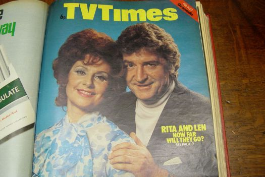 Early days of treating the soaps as if they're real news.