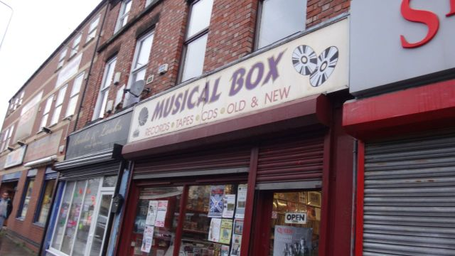 To Musical Box.