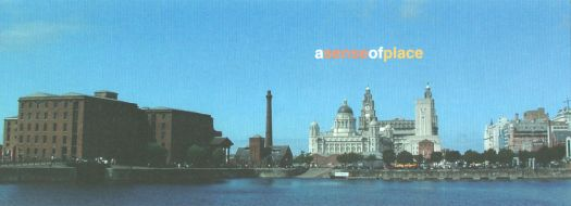 An early example of us more or less defining ourselves as 'Liverpool'