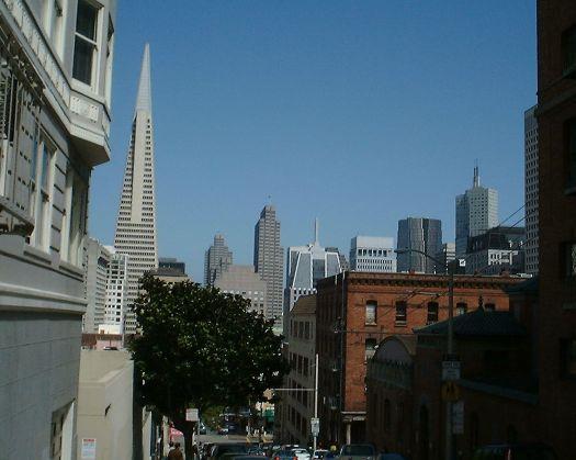 San Francisco, April 2002.