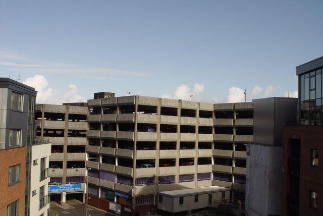 Mount Pleasant multi-storey.