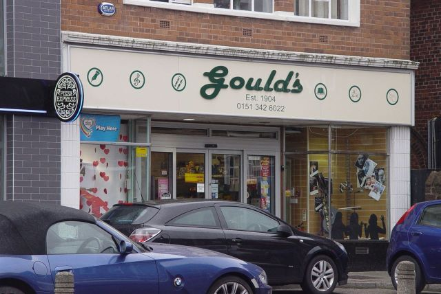 Much more interesting is Gould's.